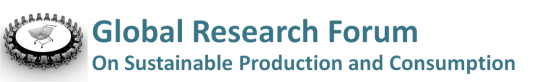 The Global Research Forum on Sustainable Production and Consumption